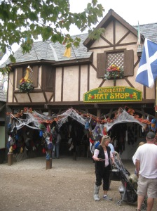 Booth #167 Kansas City Renaissance Festival