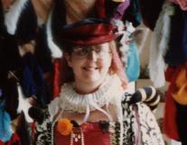 Flatcap for a Lady closeup