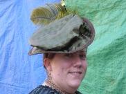 Alaina's elven Lady's hat